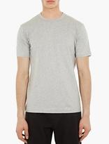 Comme des Garcons Grey Cotton T-Shirt