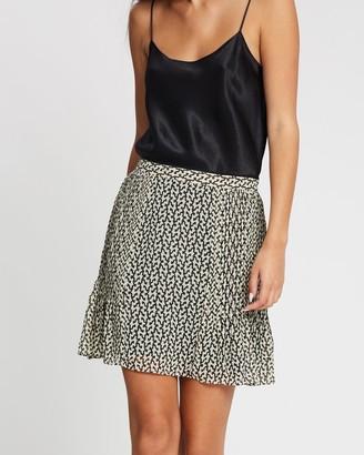 Reiss Ellie Desert Trail Flippy Skirt