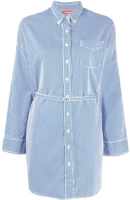 Denimist Striped Shirt Dress