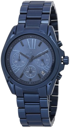 Burgmeister Women's Analogue Quartz Watch with Stainless Steel Plated Strap BM337-033