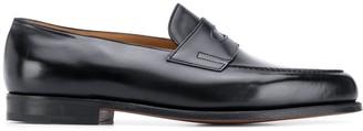 John Lobb Lopez penny loafers