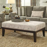 Signature Design by Ashley Baveria Oversized Accent Ottoman