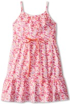 Elephantito Fresa Summer Dress (Little Kids/Big Kids)