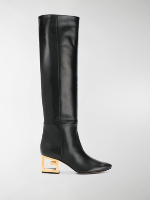 Givenchy G Heel Boots