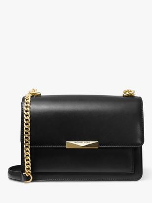Michael Kors MICHAEL Jade Large Leather Cross Body Bag