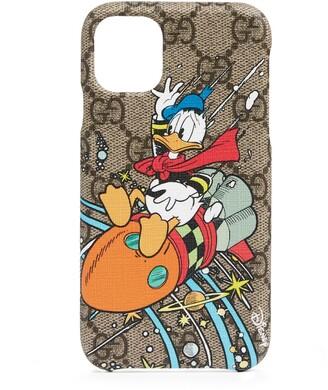 Gucci Disney x iPhone 11 case