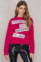 Love Moschino Long Sleeve Sweatshirt