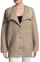 Inhabit Alpaca Bohemian Coat