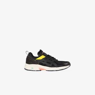 Asics black reconstructed Gel-Venture sneakers