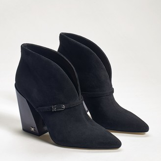 Ruthy Sculpted Heel Bootie