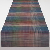 Chilewich Plaid Runner, Multicolor