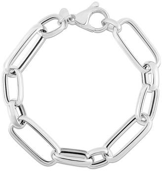 Sphera Milano Plated Bold Link Bracelet