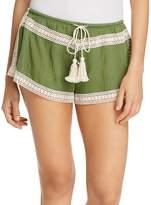 Eberjey Summer of Love Pippa Swim Cover-Up Shorts