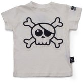 NUNUNU x RONROBINSON - Limited Edition Kids Skull Patch T-Shirt -