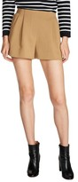 Maje Women's Pleat Front Shorts