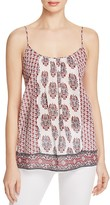 Soft Joie Sparkle C Printed Top