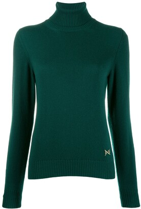 Barrie Turtleneck Cashmere Jumper