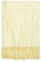 A & R Cashmere Bamboo Throw