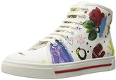 Marc Jacobs Women's Taylor Pave Hightop Fashion Sneaker