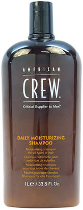 American Crew 33.8Oz Daily Moisturizing Shampoo