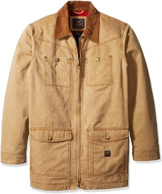 Walls Men's Redford Vintage Duck Barn Coat Big