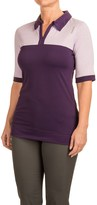 Reebok Golf Polo Shirt - Short Sleeve (For Women)
