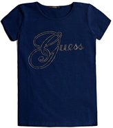 GUESS Short-Sleeve Logo Tee (7-16)