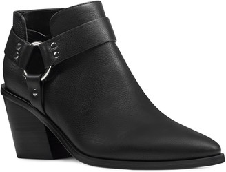 Nine West Spencer Women's Leather Ankle Boots