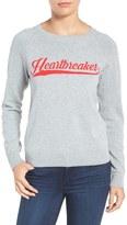 Rebecca Minkoff Heartbreaker Cotton Sweater