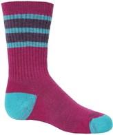 Smartwool Striped Hike Medium Socks - Merino Wool, Crew (For Little and Big Kids)