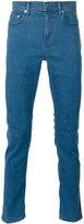 Neil Barrett straight leg jeans - men - Cotton/Polyester/Spandex/Elastane - 30