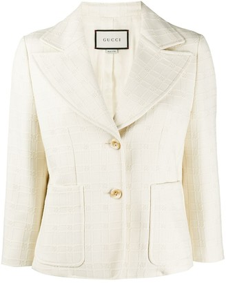Gucci Short Blazer Jacket