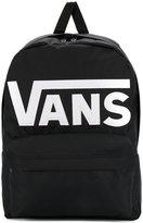 Vans logo shell backpack