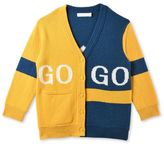 Stella McCartney eagle gogo cardigan