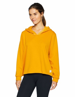 Maaji Women's Sunny Solid Hooded Sweatshirt