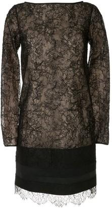 No.21 Short Lace Dress