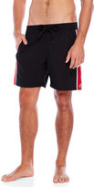 adidas Color Block Vibe Volley Swim Shorts