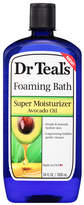 Dr. Teal's Moisture Therapy Foaming Bath