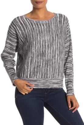 525 America Ribbed Dolman Sleeve Pullover