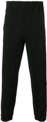 Oamc Cropped Elasticated Waist Trousers