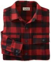 L.L. Bean Chamois Shirt, Plaid