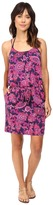 Tommy Bahama Jacobean Floral Scoop-Neck Swim Dress Cover-Up