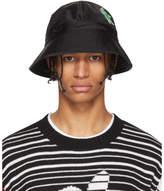 Marni Dance Bunny Black Bunny Patch Bucket Hat