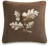 Bed Bath & Beyond River Run 18-Inch Embroidered Square Throw Pillow