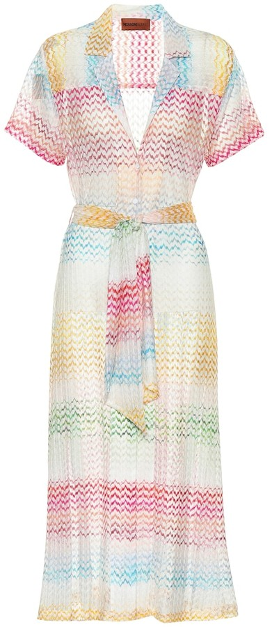 e188034451782 Missoni Crochet Dresses - ShopStyle