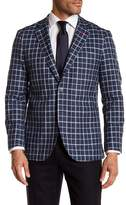 Tailorbyrd Notch Collar 2-Button Sport Coat