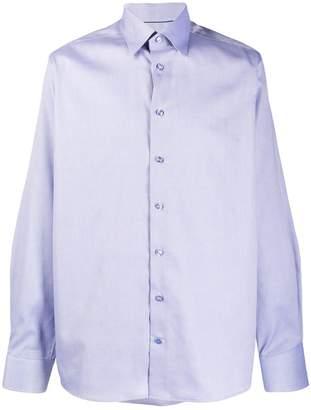 Eton pointed collar shirt
