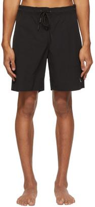 Saturdays NYC Black Richie Swim Shorts