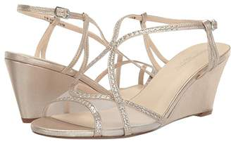 Touch Ups Elodie (Silver) Women's Shoes