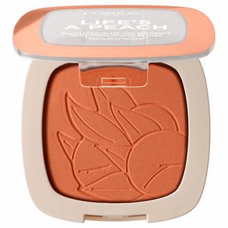 L'Oreal Blush Powder - Lifes a Peach 9g